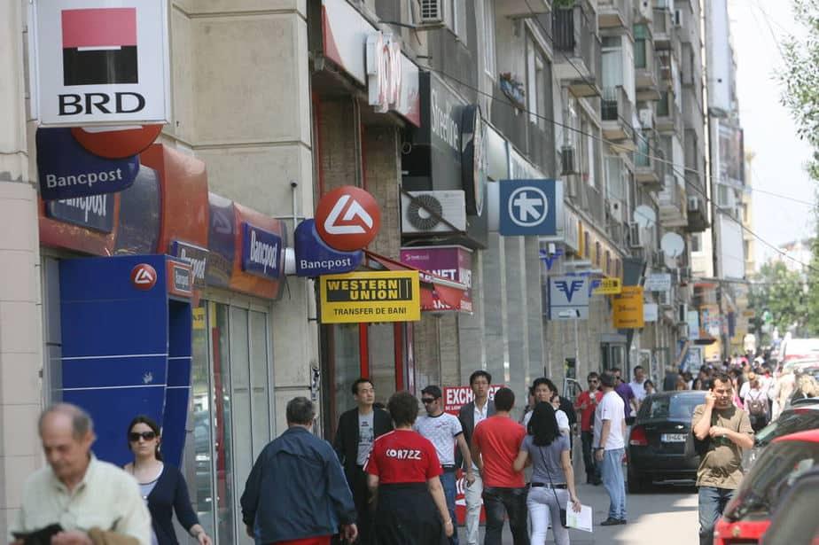 Cele mai Sigure 10 Banci din Romania