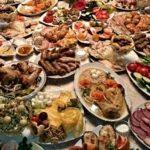 mancare masa sarbatoare
